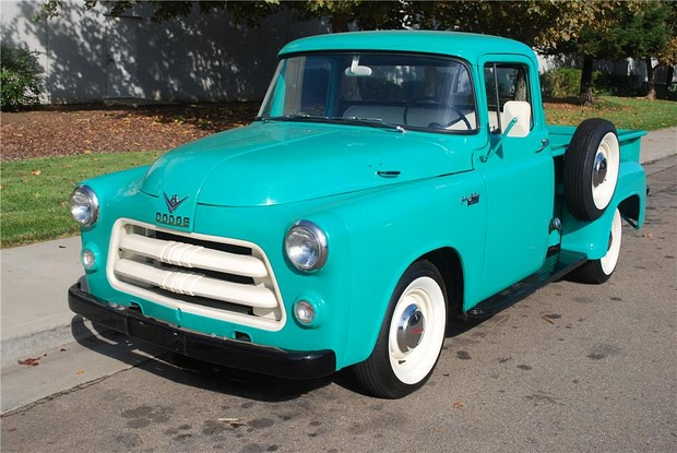 Full Floating Axle >> Post-War DODGE pickups - a gallery on Flickr