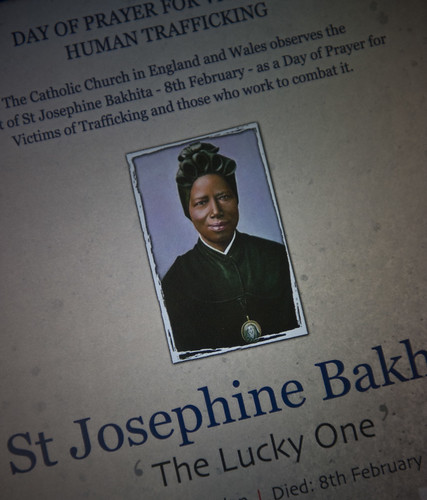 Launch of Day of Prayer for Victims of Human Trafficking