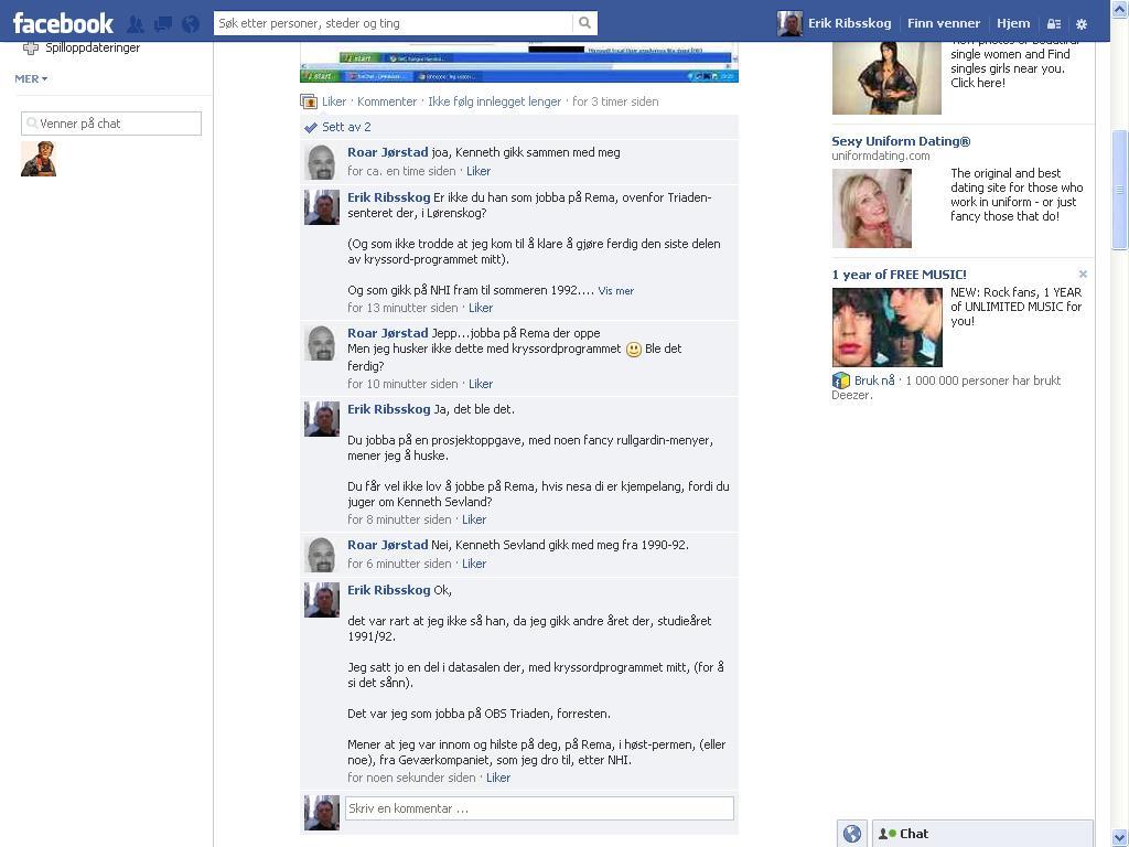 nhi hm facebook sevland