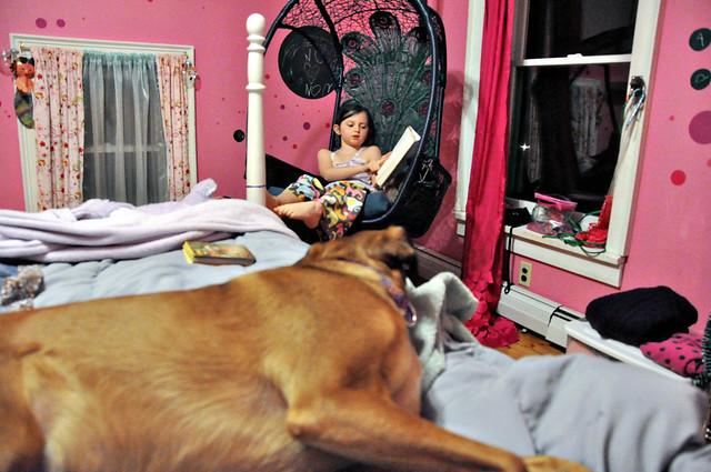 reading partner