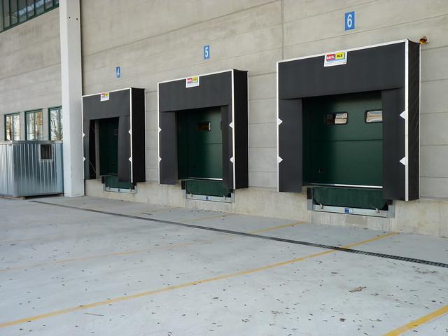 Porte sezionali Overdoor pannelli isolati in polistirene