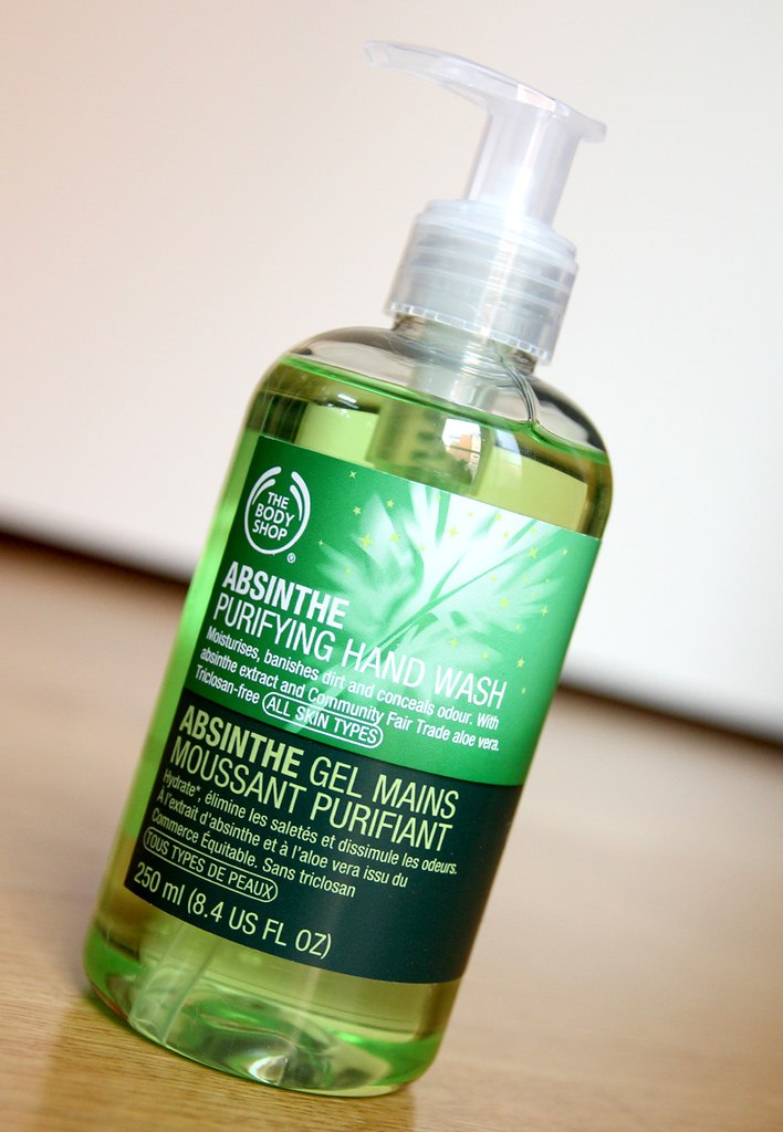 TBS Absinthe purifying hand wash