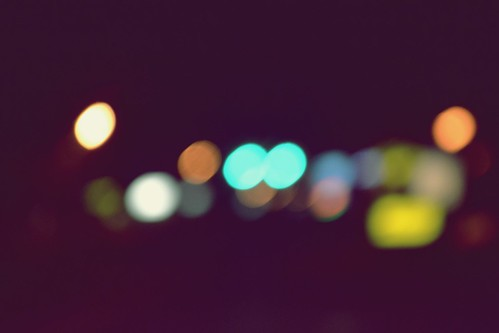 I Really Just Love Bokeh.