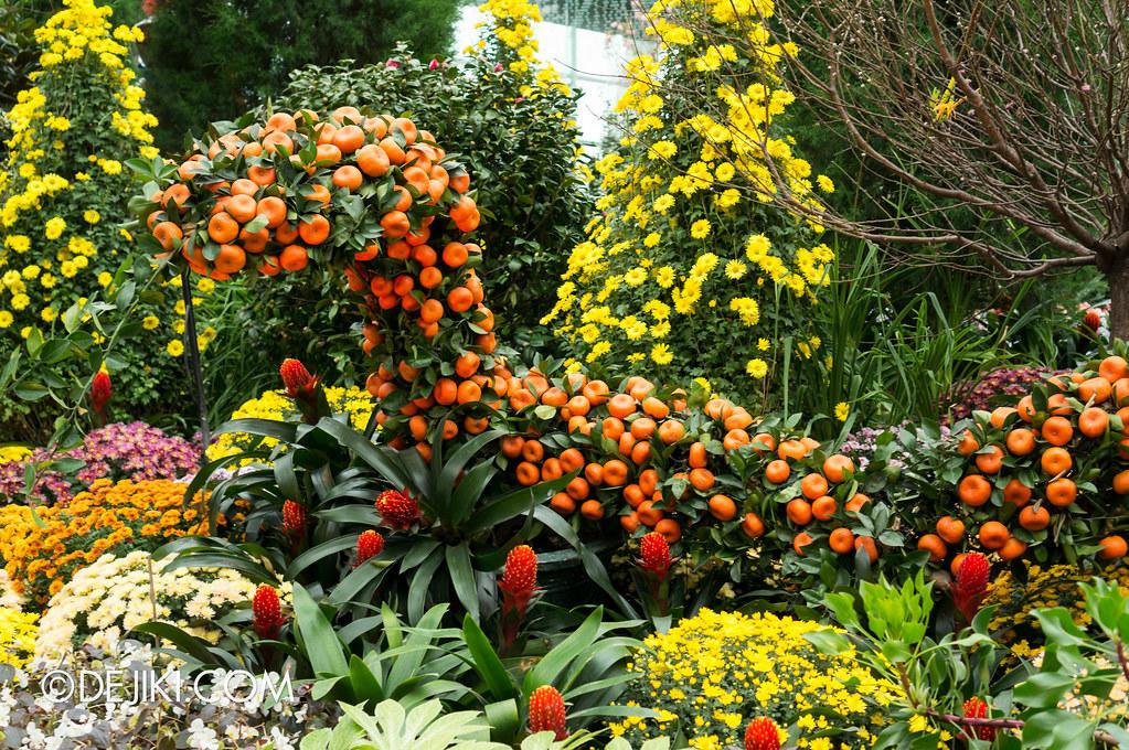 Gardens by the Bay - Mandarin Snake