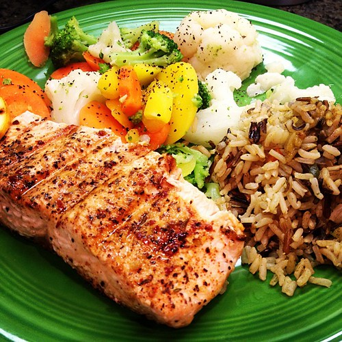 Foodie Friday: Salmon and a lesson on fish