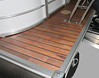 2013 Sylvan Mirage LE Optional Vinyl Teak