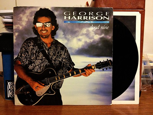 George Harrison - Cloud 9 LP by Tim PopKid