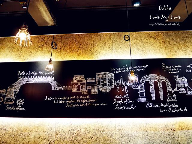 公館站美食餐廳聚餐推薦ville義大利麵漢堡美式餐廳 (5)