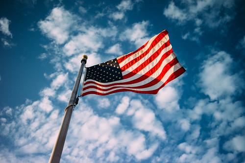 "Image titled ""American Flag."""