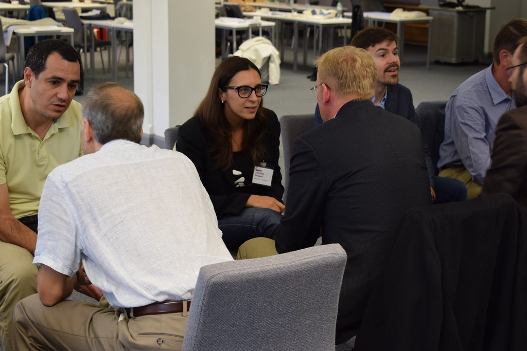 UACES 2016 London Teaching Workshop - Academic Speed-Dating
