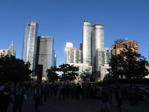 Roundhouse Park, Downtown Toronto, Ontario