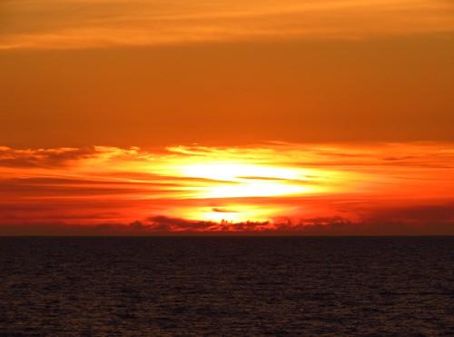 sunrise uruguay montevideo