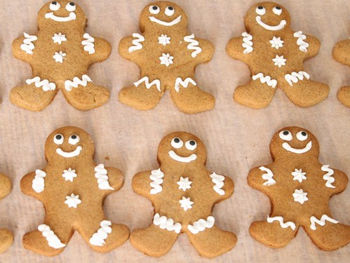 Gingerbreadboys