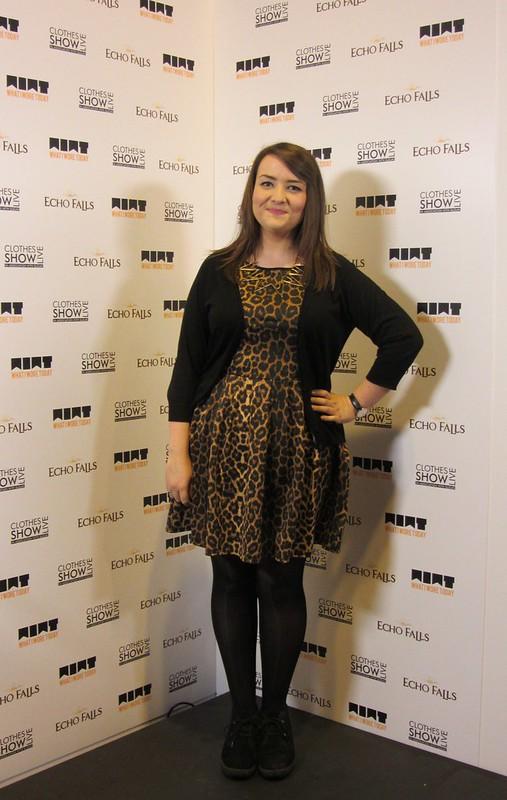 OASIS leopard print dress Zalando