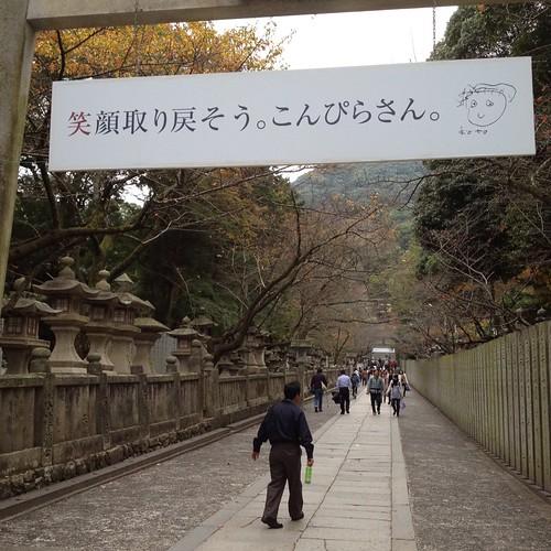 金毘羅宮の階段 by haruhiko_iyota