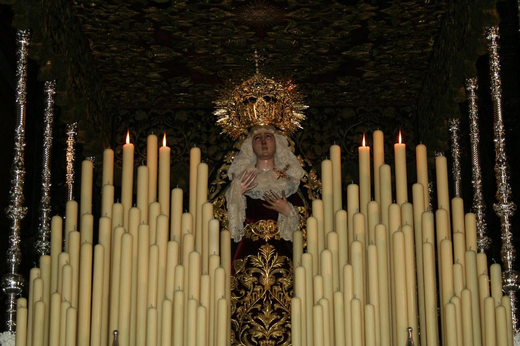 Hermandad de las Penas de San Vicente, Sevilla.