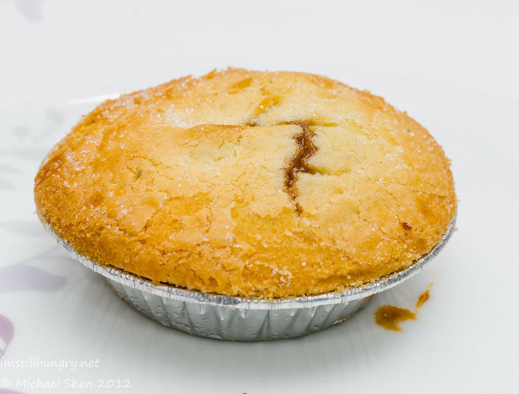 Bourke St Bakery - fruit mince pie
