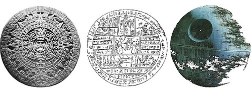 Mayan Mormon Deathstar