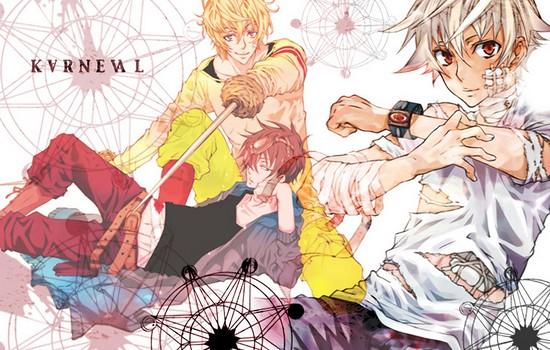 Confira o Trailer da Adaptação para Anime de Karneval!
