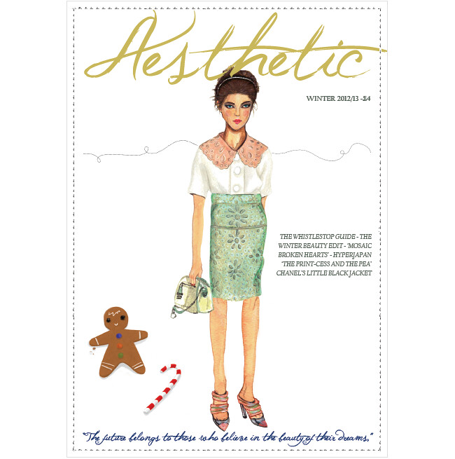 daisybutter - UK Style and Fashion Blog: aesthetic magazine preview