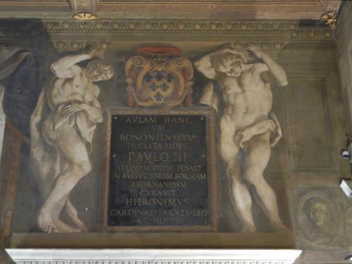 DSCN4677 _ Palazzo D'Accursio (Palazzo Comunale), Bologna, 18 October