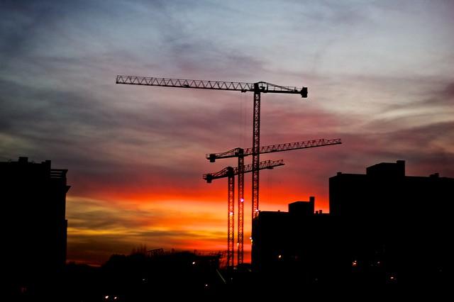 346/366: Fuego en la construcción