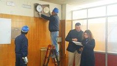 PRESENTACIÓN DE LAS OBRAS DE ADECUACION DEL ANTIGUO AMBULATORIO DONDE SE UBICARÁ EL CENTRO DE EDUCACIÓN DE ADULTOS