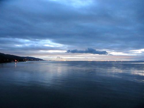 almost dawn