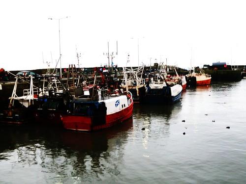 Pittenweem Harbour, Scotland