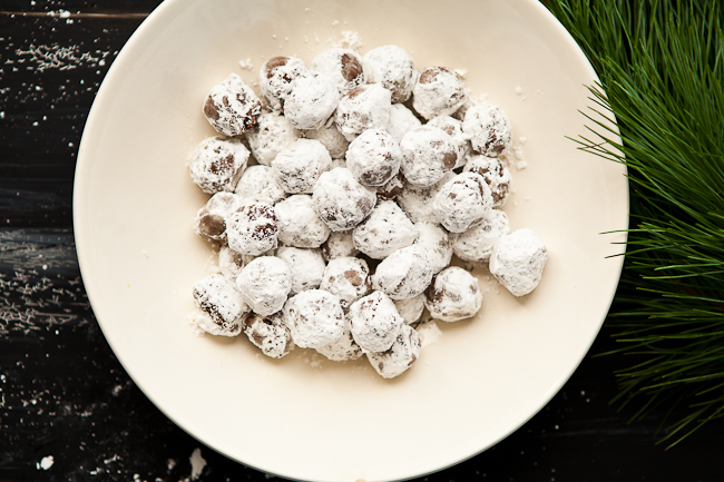 BOURBON BALLS » The Year In Food