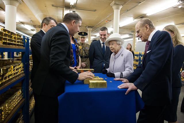 Royal visit on 13 December 2012