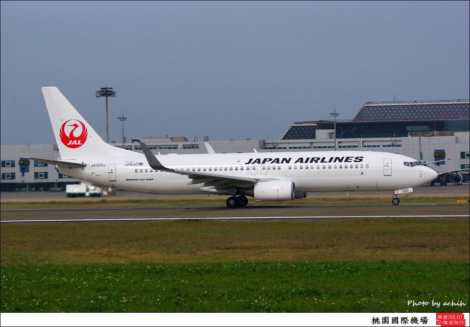 JAL JA320J客機003