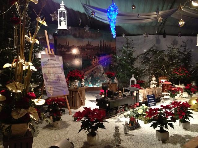 Hirschstetten Weihnachtsmarkt 2012