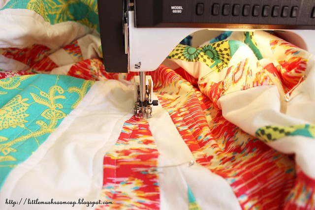 Quilting the jack attack