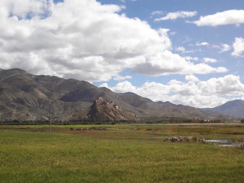 Fortaleza de Gyantse, Tibete