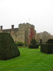 Hever Castle, October 2012