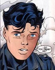 Superboy V3 #70panel