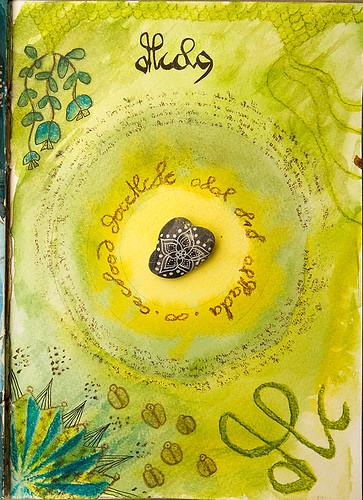 Forgotten Book - Voynich by Amaviael