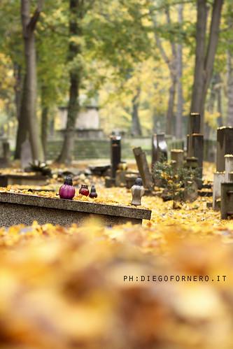 hebrajski cmentarz by diegofornero (destino2003)