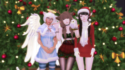 Happy Holidays! by Sei Minuet / {Lemon Tea}