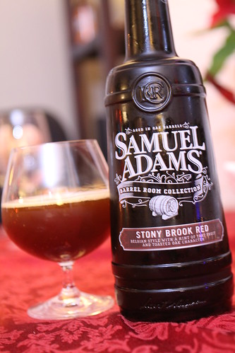 Sam Adams Barrel Room Collection Stony Brook Red