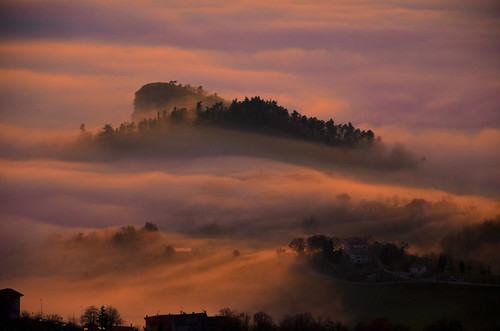 panorama landscape nikon sanmarino nebbia d5100
