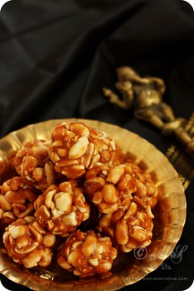Peanut Laddu/Chikki