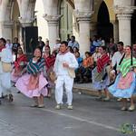 Traditional Yucatan Dancers - Merida, Mexico