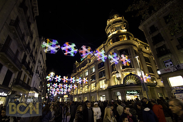 natal em barcelona