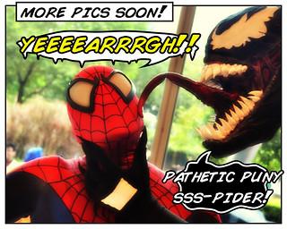 Spidey/Venom Teaser