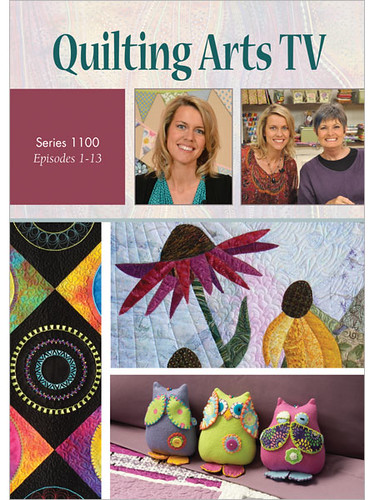 Quilting Arts DVD