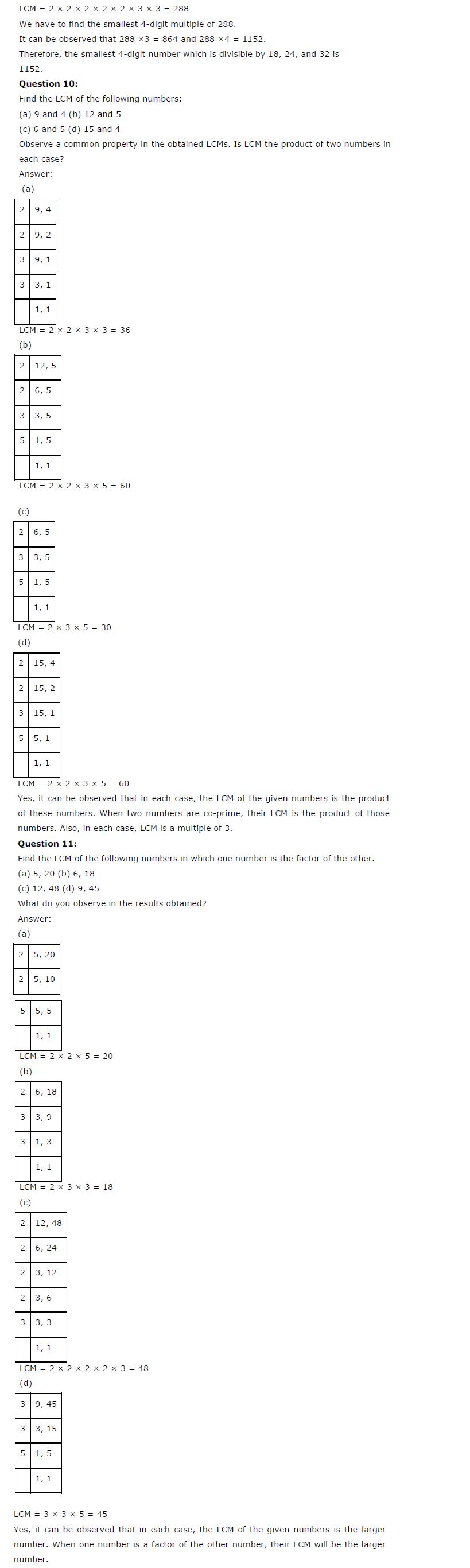 NCERT Solutions For Class 6 Maths Chapter 3 Playing with Numbers PDF Download