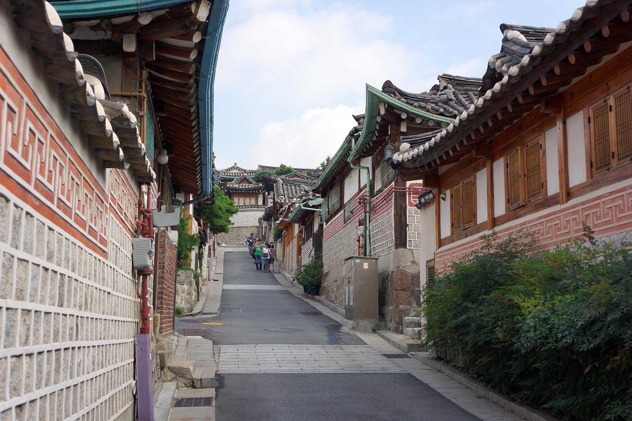 Bukchon Hanok Village (Old Seoul) 13