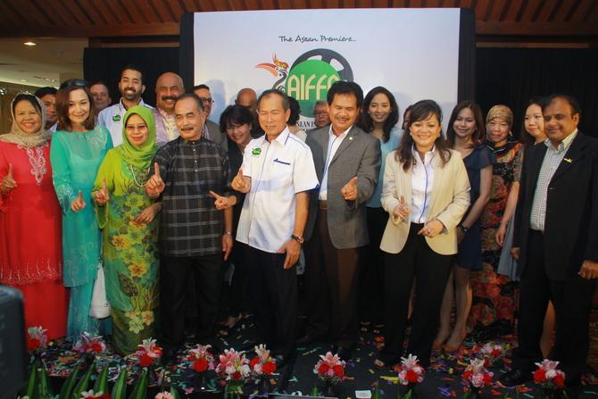 Majlis Pelancaran AIFFA2013